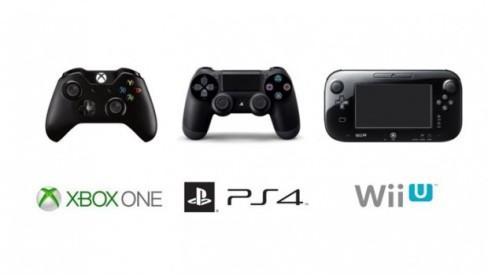 Xbox One Vs. PS4 Vs. Wii U