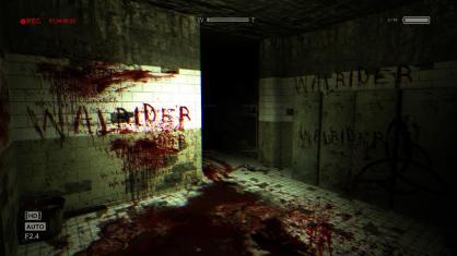 Walrider Blood Art